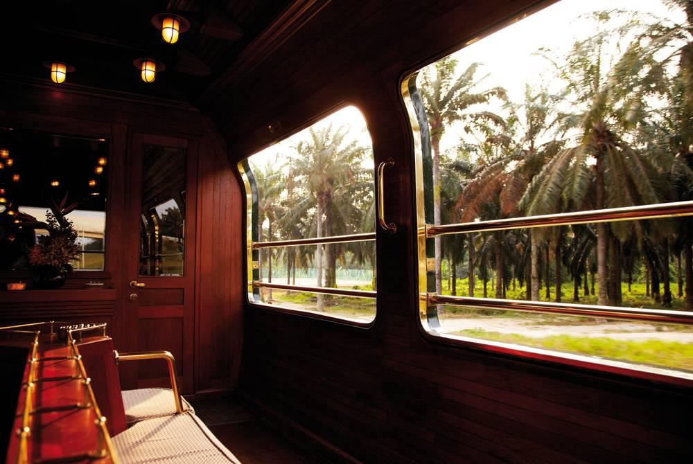 Observation car, Eastern & Oriental Express