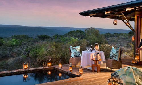 Ecca Lodge, Kwande Game Reserve