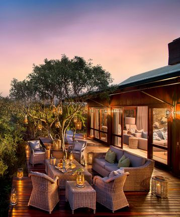 Ecca Lodge, Kwande Game Reserve