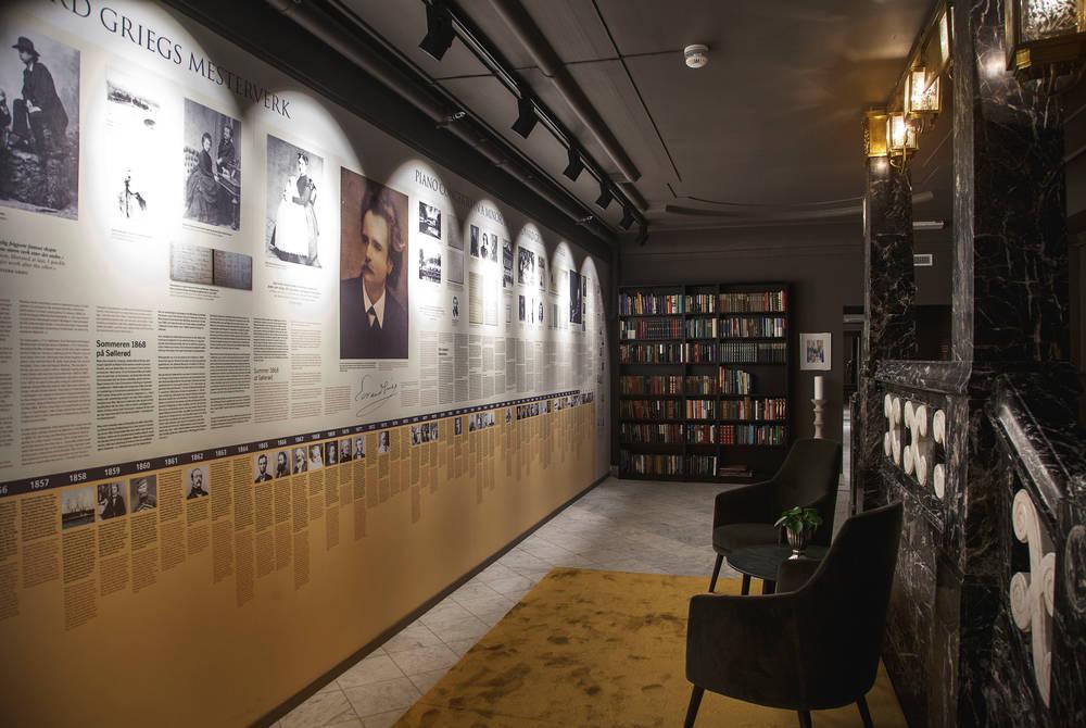 Edvard Grieg exhibition