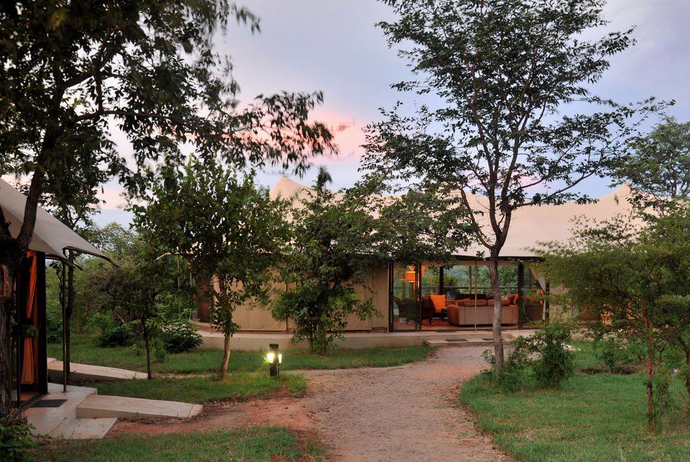 Elephant Camp, Victoria Falls