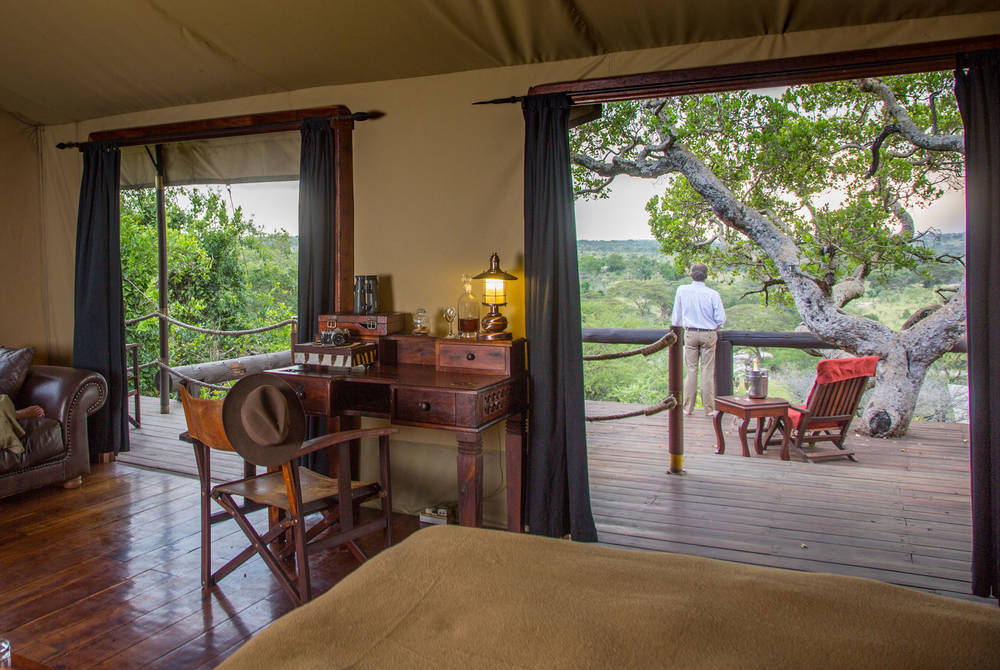 Elewana Serengeti Migration Camp