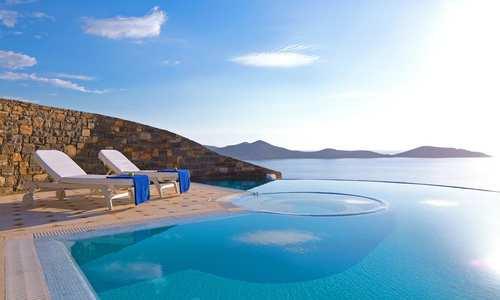 Elounda Gulf Villas & Suites Pool