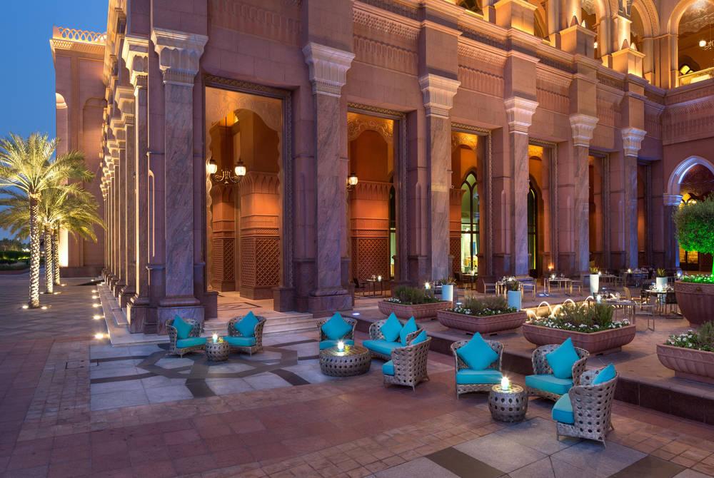 Sayad, Emirates Palace, Abu Dhabi