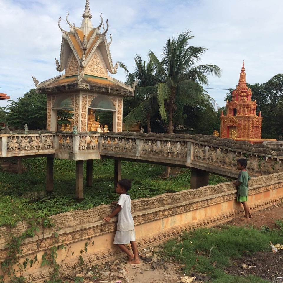 Emma Sanger-Horwell's photography of Copper village in Cambodia