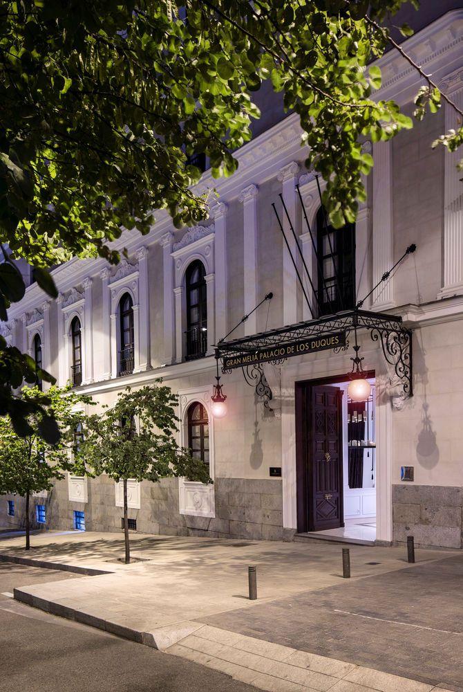 Entrance, Gran Melia Palacio de los Duques, Madrid