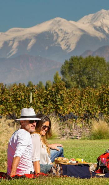 Picnic in Mendoza at Entre Cielos