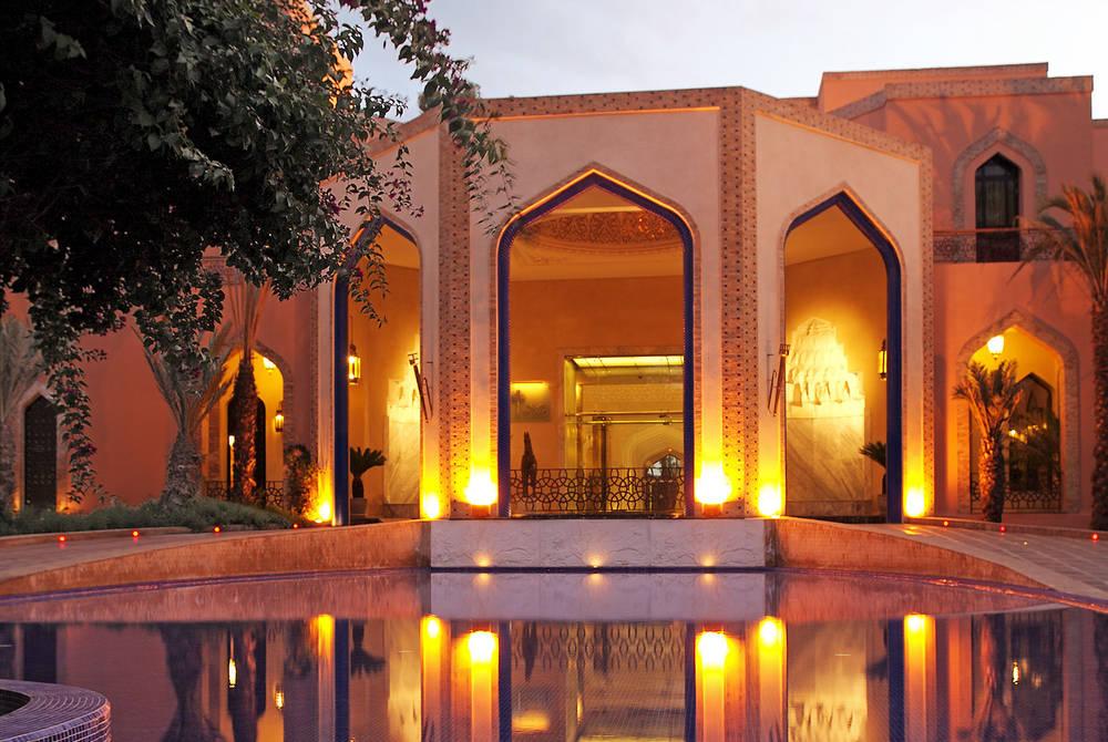 Exterior, Es Saadi Palace, Marrakech