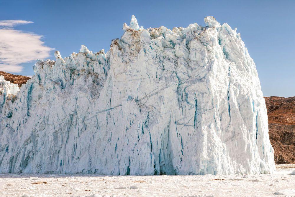 Eqi Glacier, Ilulissat, Greenland