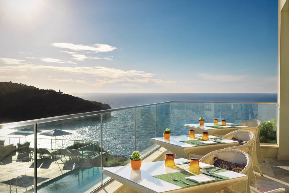 Es Fanals Restaurant Terrace, Jumeirah Port Soller Hotel & Spa
