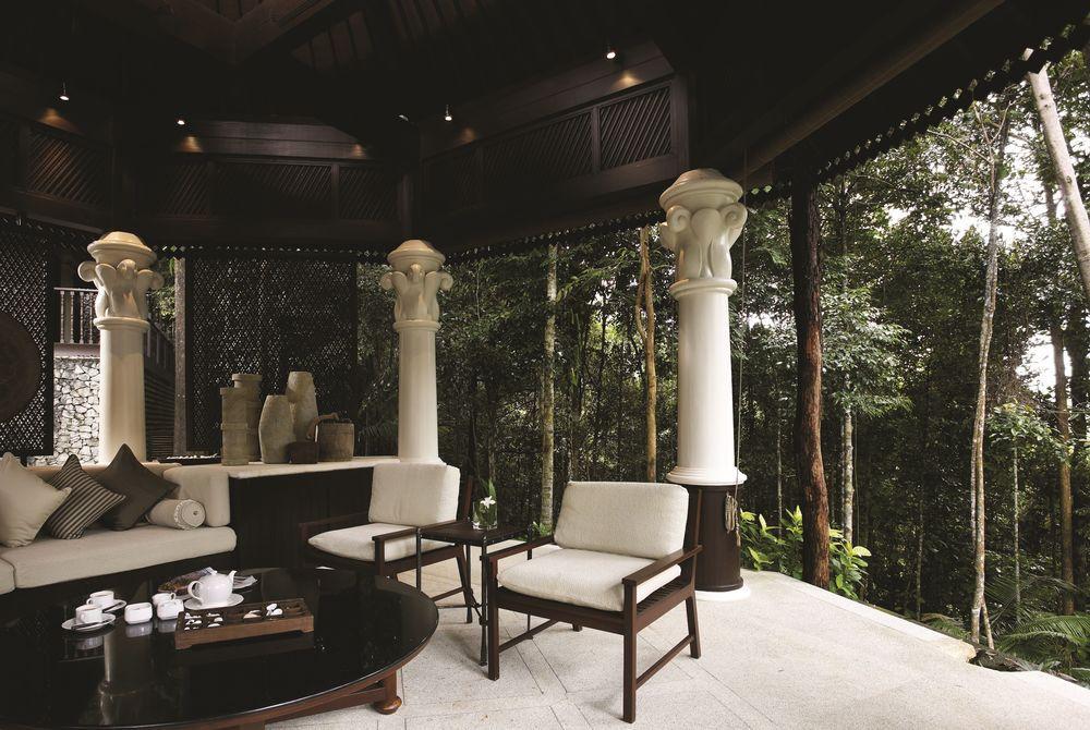 Estate Seven Resting Pavilion, Pangkor Laut Resort, Malaysia
