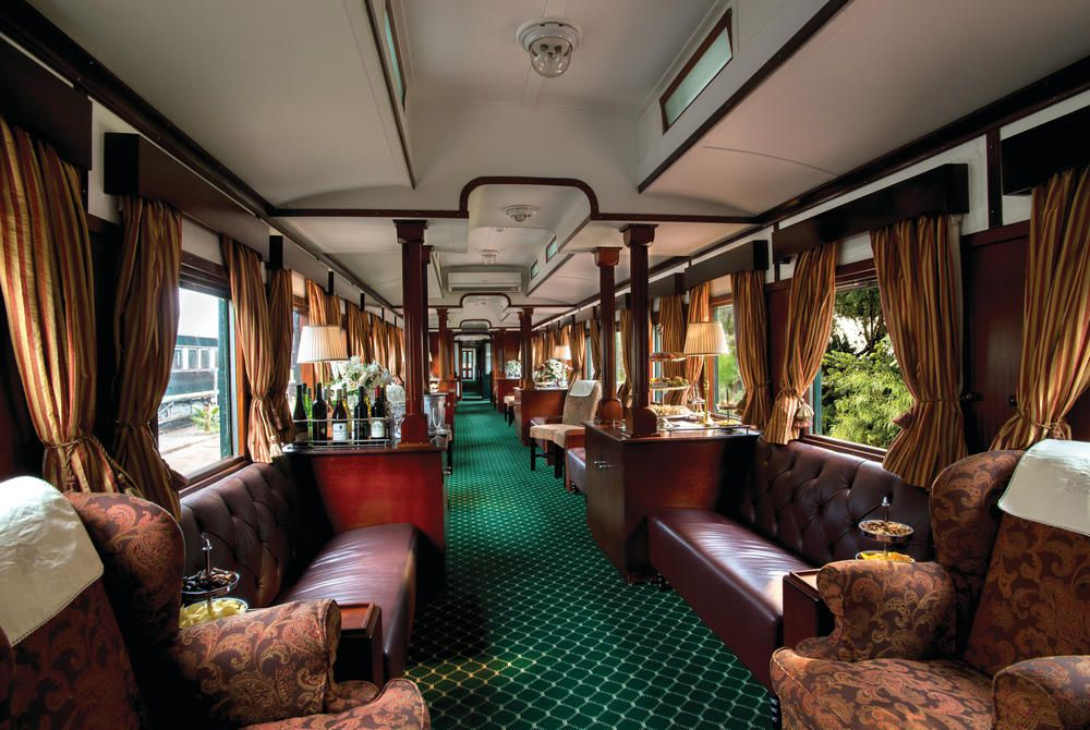 Events Lounge, Rovos Rail