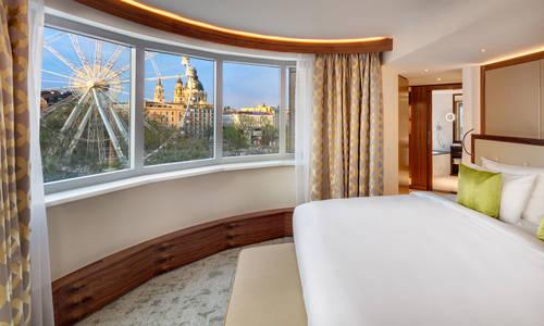 Executive Suite, Kempinski Hotel Corvinus