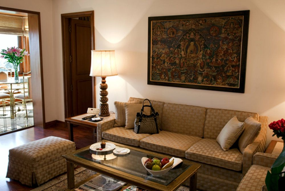 Executive Balcony Suite, The Taj Mahal Hotel, Delhi, India