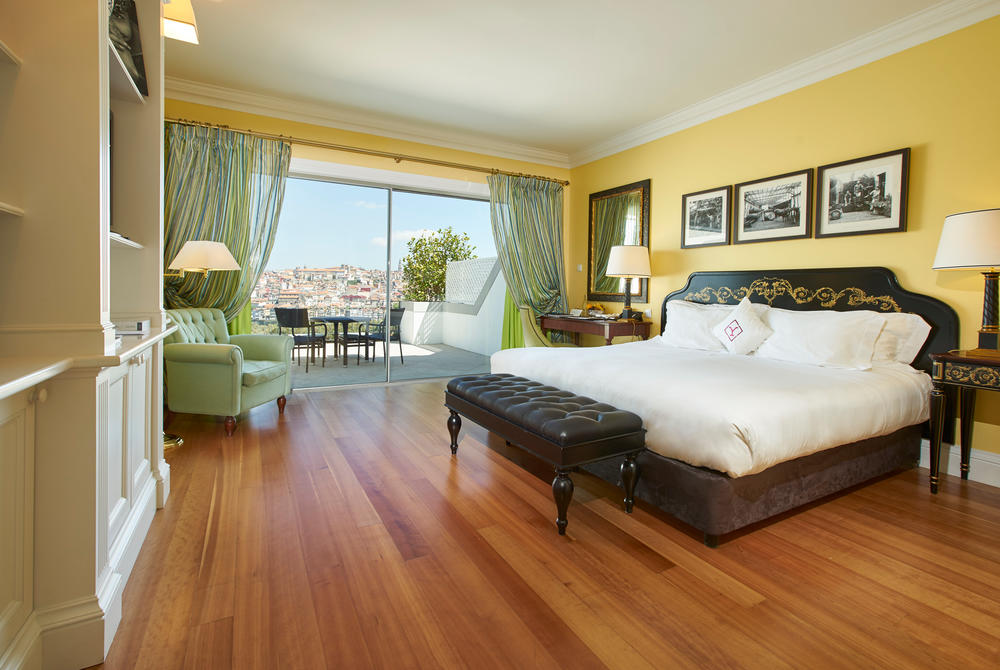 Executive Room, The Yeatman, Porto