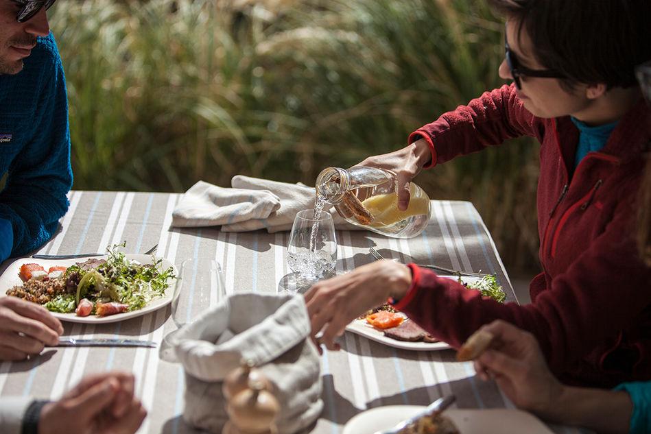 Dining, explora Atacama