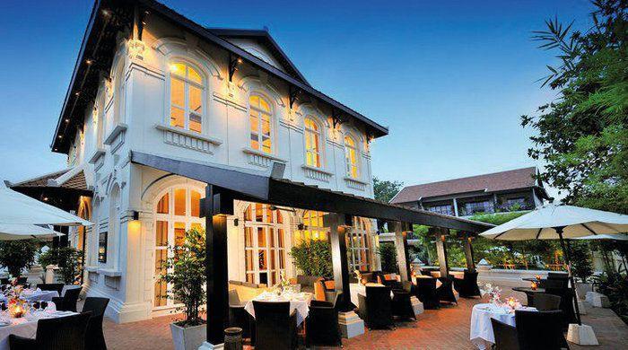 Exterior, Ansara Hotel, Vientiane