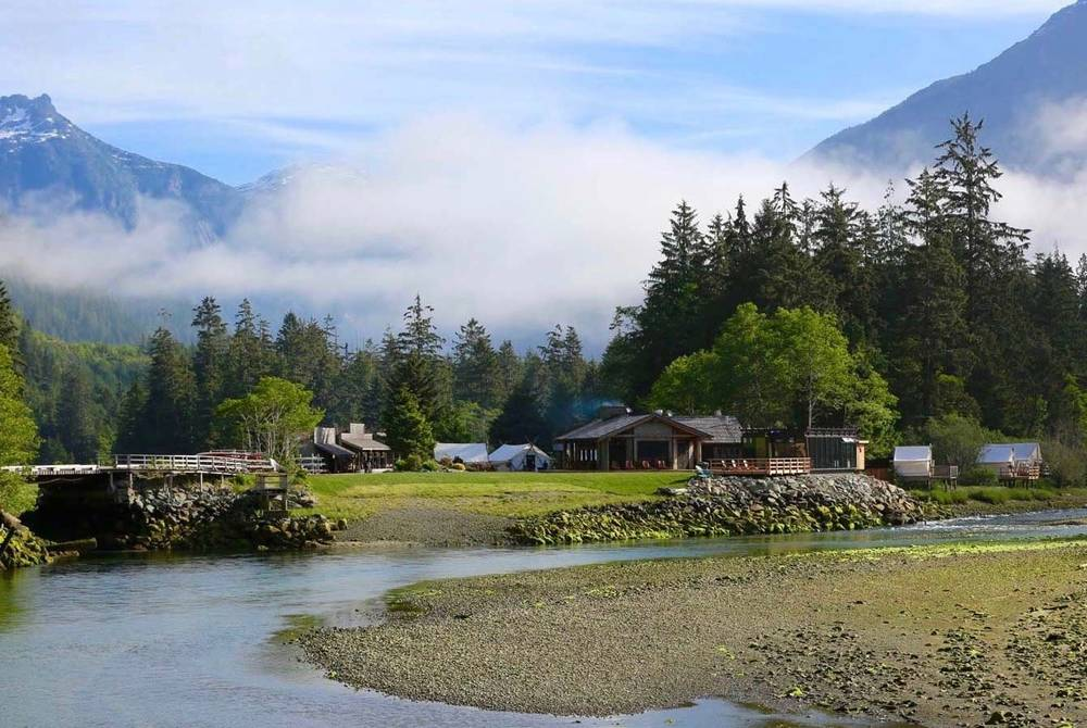 Clayoquot Wilderness Resort, Tofino, BC, Canada