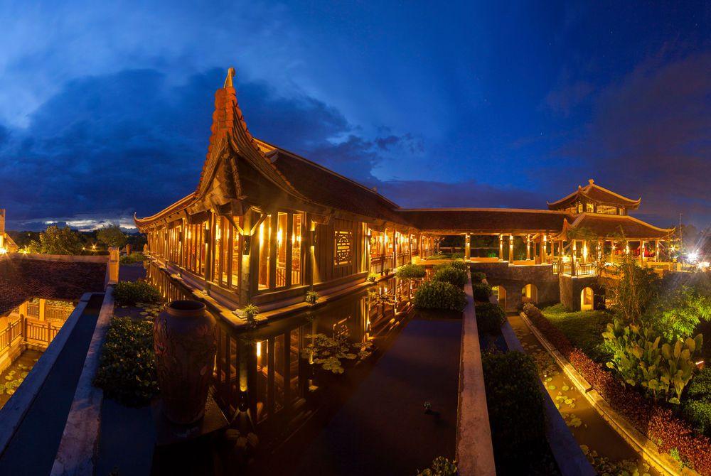 Exterior, Emeralda Resort, Ninh Binh