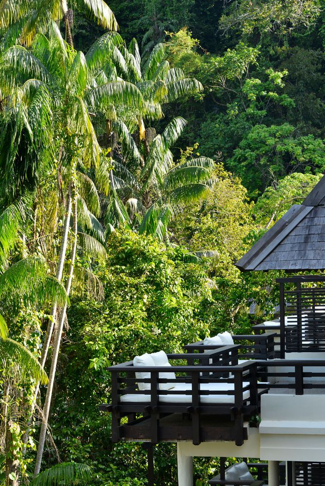 Exterior, Gaya Island Resort
