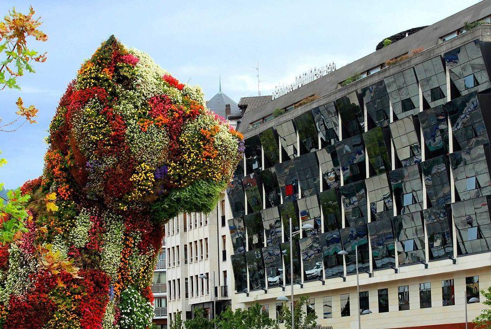 Exterior, Gran Hotel Domine Bilbao, Bilbao, Spain