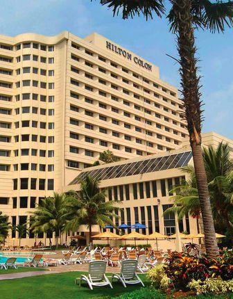 Exterior, Hilton Colon Guayaquil