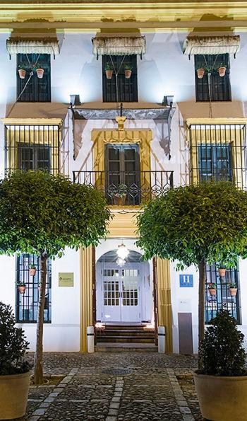 Exterior, Hospes Las Casas del Rey de Baeza, Seville, Spain