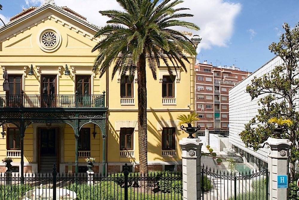 Exterior, Hospes Palacio de Los Patos, Granada