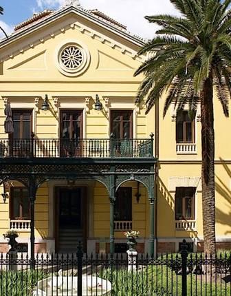 Exterior, Hospes Palacio de Los Patos