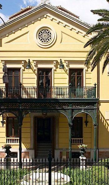 Exterior, Hospes Palacio de Los Patos, Granada, Spain
