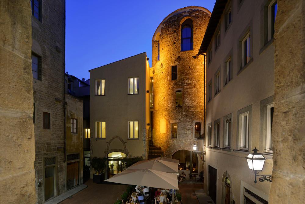 Exterior, Hotel Brunelleschi, Florence