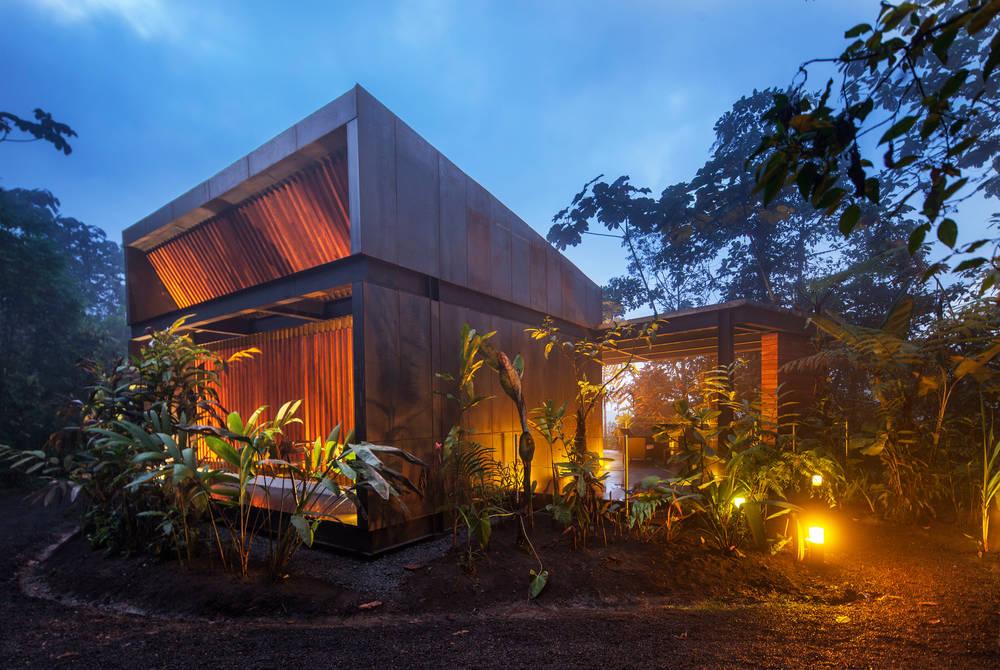 Exterior, Mashpi Lodge, Ecuador