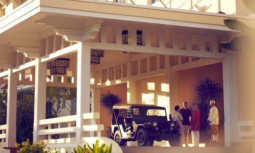 Exterior, Raffles, Siem Reap