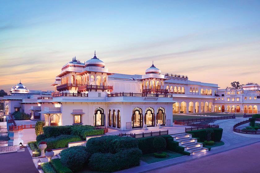 Rambagh Palace, Jaipur, Rajasthan
