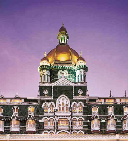 Exterior, Taj Mahal Palace & Tower , Mumbai