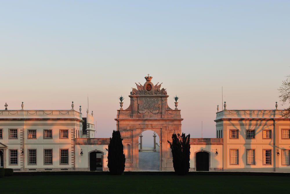 Exterior, Tivoli Palácio de Seteais, Sintra