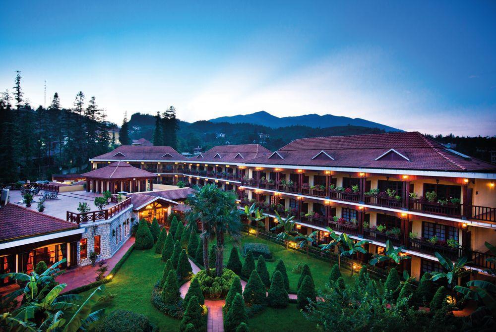 Exterior, Victoria Sapa Resort & Spa, Lao Cai Province