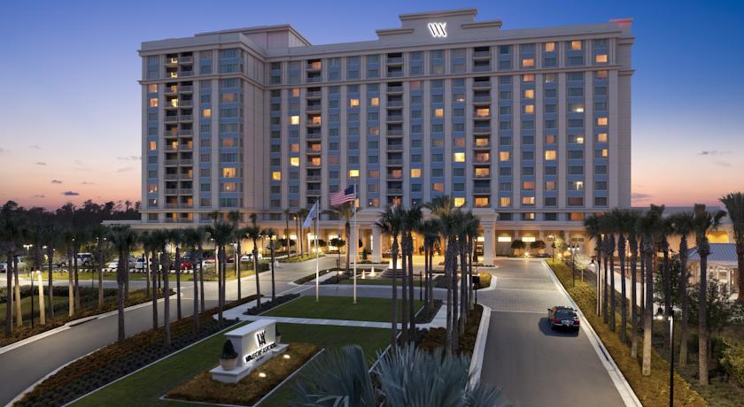Exterior, Waldorf Astoria Orlando