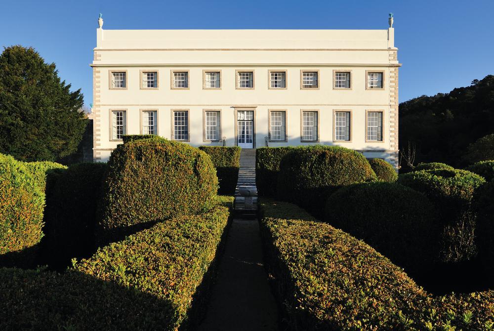Exterior of Tivoli Palácio de Seteais, Sintra