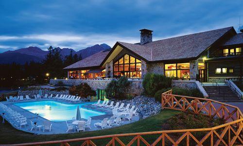 Fairmont Jasper Park Lodge, Jasper, Alberta