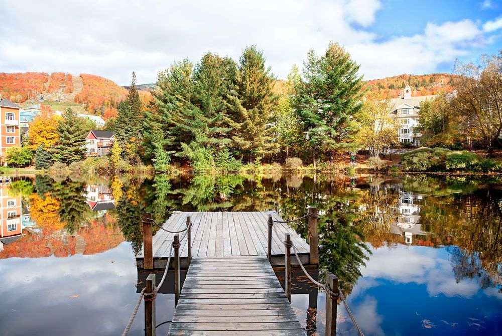 Fall Season in Mont Tremblant