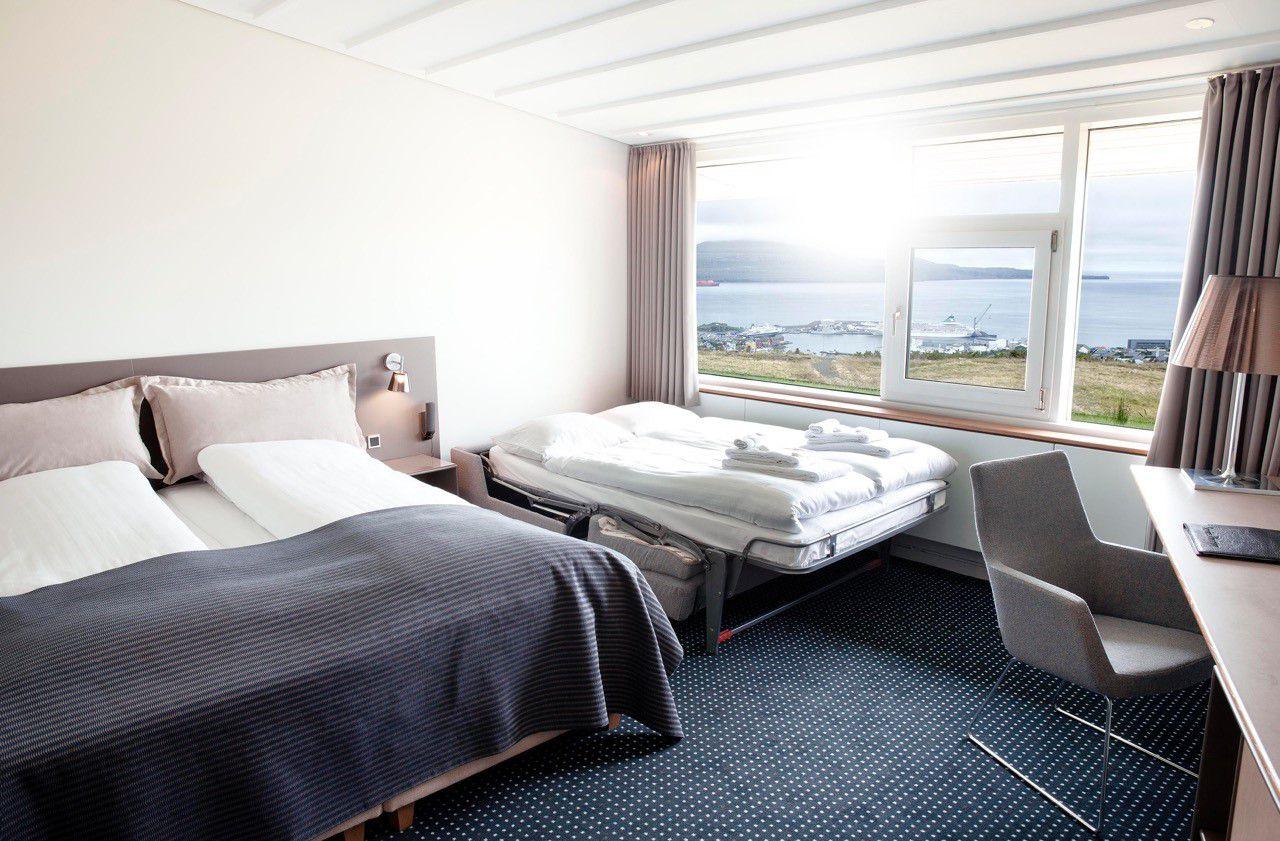 Family Room, Hotel Foroyar, Torshavn