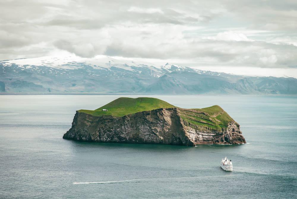 Ferry, Westman Islands