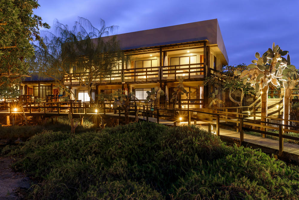 Finch Bay Eco Hotel, Puerto Ayora, Galapagos