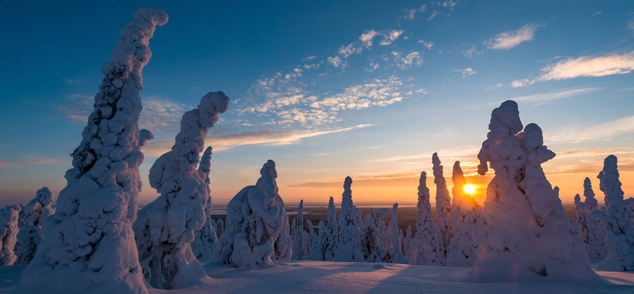 Packing for a winter trip to Finnish Lapland