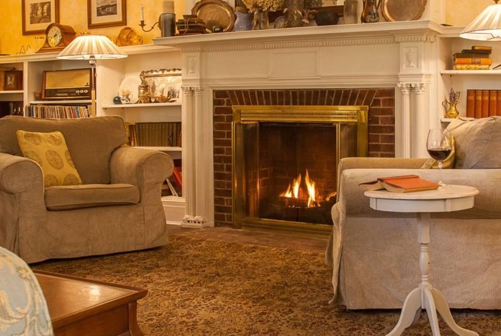 Fireside, Inn at Stockbridge