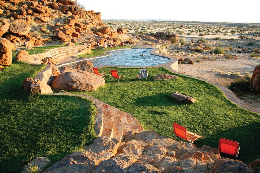 Fish Canyon Lodge, Fish River Canyon, Namibia