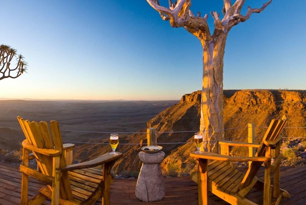 Fish River Lodge, Namibia