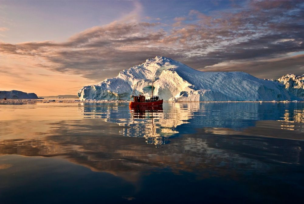Fishing in Greenland (Photo by Uri Golman - Visit Greenland)
