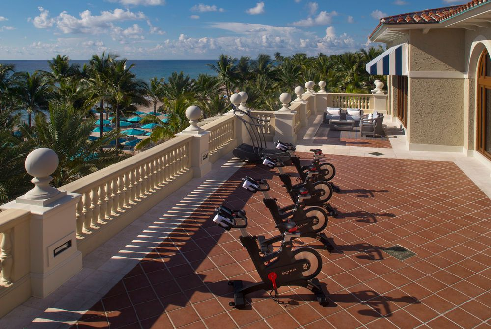 Fitness Centre, The Breakers, Palm Beach